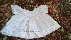 платье для принцессы 0-3 месяца одето один раз