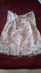 платье для вашей принцесски на 1, 5-2 годика на бирке 12-18 фирмы BABY GAP