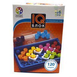 Головоломки IQ от Smart Games для детей от 6 лет