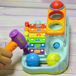 Ксилофон детский с молоточками