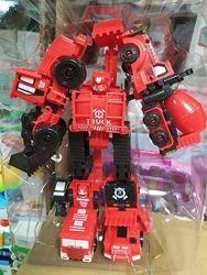 Робот-трансформер 5 в 1 Robot Truck 27 см