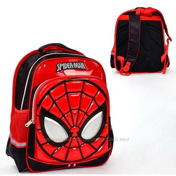 Рюкзак школьный N 00209 Спайдермен Человек паук
