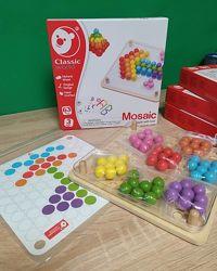 Мозаика-конструктор Волшебные шарики Classic World