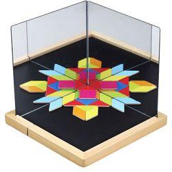 Магнитная игра Classic World с зеркалами Визуализация