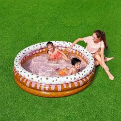 Бассейн детский Bestway Мороженое с фруктами 51144