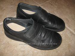 Туфли кожаные для школы, р. 36