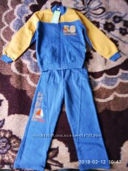 Спортивный костюм ТМ Бемби р. 128-134 начес