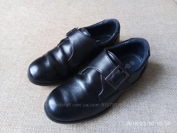 Туфли Antilopa Антилопа р. 33 - 21. 1-21. 4 см кожа школа