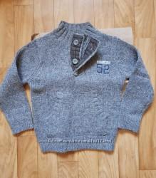 Шерстяной свитер C&A 110р - Состояние нового