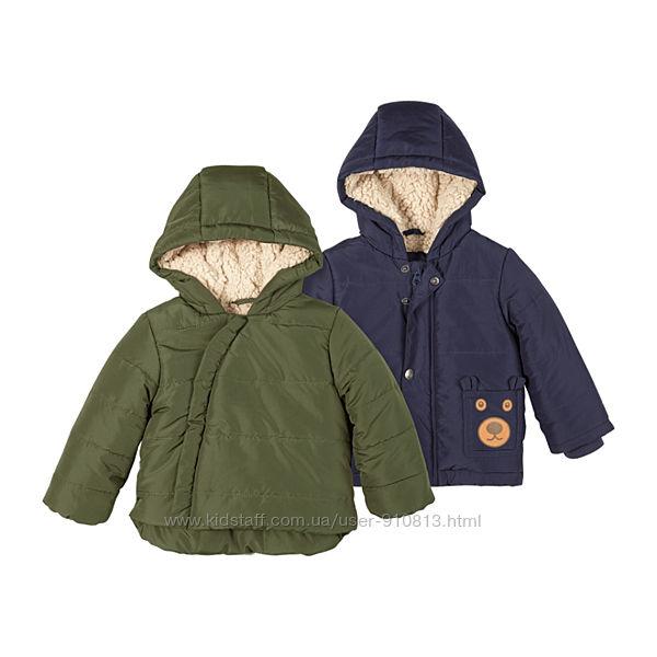 Куртка на меху Poco Piano. Размер 62-68 и 74-80