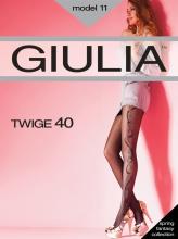 Жіночі колготки GIULIA з візерунком