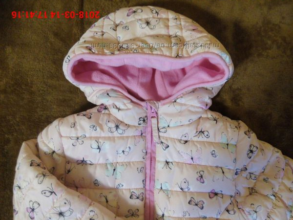 Куртка mothercare. 116 размер. Зима. 5-6 лет.