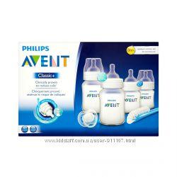 Набор для кормления новорожденных Philips Avent Classic SCD37100, со склада
