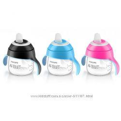 Чашка с носиком Philips AVENT 200 млSCF75100 c 6мес, цвета в ассортименте