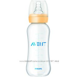 Бутылочка для кормления Philips Avent Standard 120, 240, 330мл, со склада