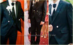 Весільний костюм, сорочка, жабо RAMSEY