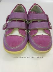 Кроссовки Clibee, размер 23, стелька 14, 4см, фиолетового цвета