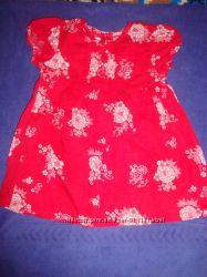 Продам платье Chicco, р. 1-1, 5 года, бу