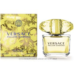 Женская туалетная вода Versace Yellow Diamond версаче еллоу диаманд, 90мл