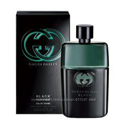 Туалетная вода Gucci Guilty Black Pour Homme Гучи Гилти Блек Пур Хом 90 мл