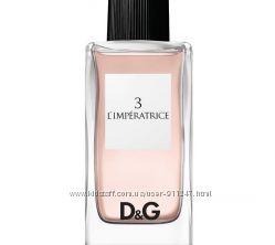 Dolce & Gabbana 3 LImperatrice Дольче Габбана 3 Императрица 100 мл