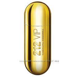 Женский парфюм Carolina Herrera 212 VIP Каролина Эррера 212 Вип 80 мл