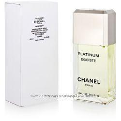 Тестер. Chanel Egoiste Platinum Шанель Эгоист Платинум 100 мл