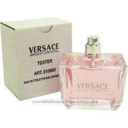 Тестер. Versace Bright Crystal  Версаче Брайт Кристал 90 мл