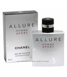 Мужская туалетная вода Chanel Allure Homme Sport Шанель Аллюр Хомм Спорт