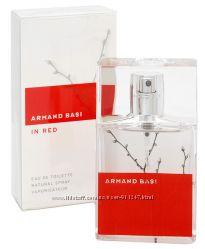 Женская туалетная вода Armand Basi In Red Арманд Баси ин Ред 100 мл