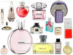 женская и мужская парфюмерия по очень приятным ценам