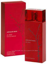 Женский парфюм Armand Basi In Red Eau de Parfum Арман Баси ин Ред 100 мл