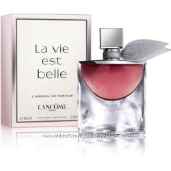 Женская парфюмированная вода Lancome La Vie Est Belle LAbsolu Абсолю75м