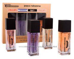 Подарочный набор Paco Rabanne с феромонами Пако Рабан. Стойкие