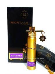 Парфюмированная вода Montale Dark Purple  пробник 20 мл