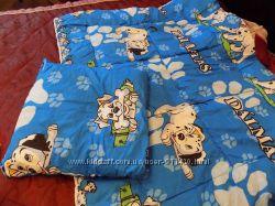 Одеяло с подушкой новое