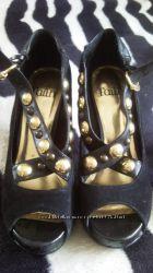 Брендовые туфли анлийской фирмы Faith, выбор