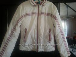 Весенняя фирменная курточка на флисе р-р XL