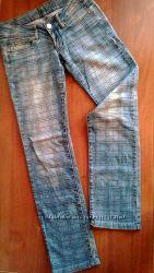 Стильные молодежные джинсы, Италия XS-S