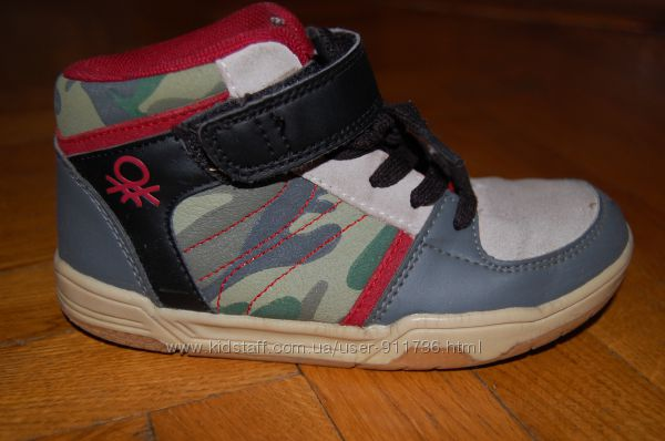 Ботинки Benneton 30 размер