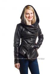 Кожаная курточка Carnelli размер S
