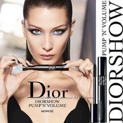 Туши для ресниц Christian Dior, тестер-оригинал