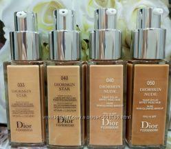 Скидки на тональные крема Christian Dior , тестера-оригиналы