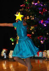 Бейсик платье для танцев на 8 10 лет