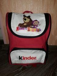 Рюкзак школьный Маша и Медведь