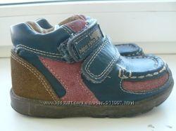 Кожаные ботинки Hipo Rino р. 23