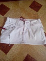 Джинсова юбочка 44 розм
