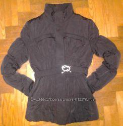 Стильная куртка-пуховик