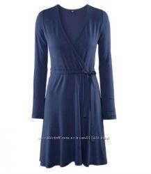 Женственное платье H&M миди