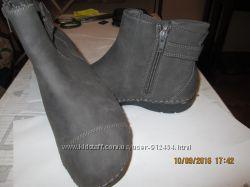 ботиночки  женские новые 37-37, 5 см